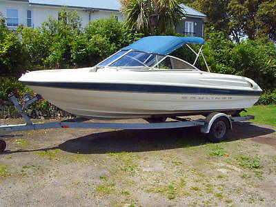 Bayliner 175 Bow Rider Sports Boat Day Boat Speed Boat
