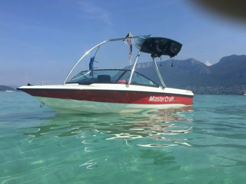 Mastercraft Prostar Ski Nautique Malibu Moomba | Boats For
